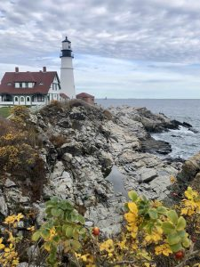 Head Light in Cape Elizabeth, Maine