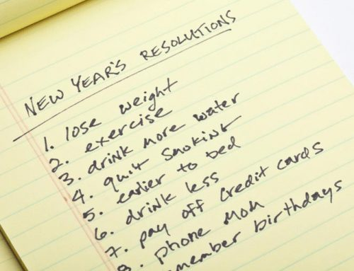 17 Great New Year's Resolutions
