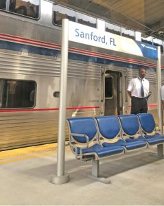 the sanford, fl auto train station