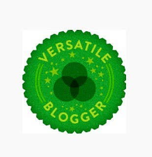 versatile blogger award seal