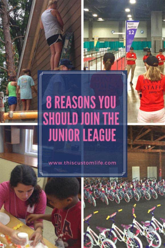8 reasons to join the Junior League