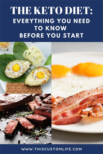 keto diet everything you need to know