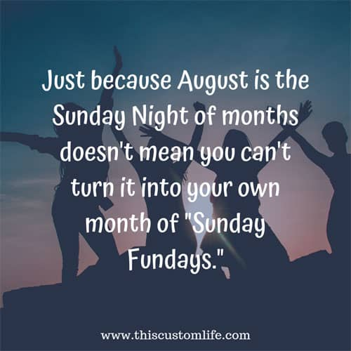 August back to school quote