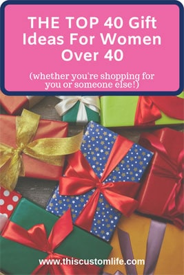 Gifts For Women Over 40