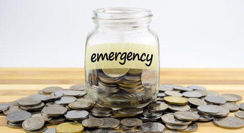 Financial emergency plan coins