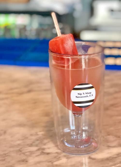 sip n shop long weekend in savannah