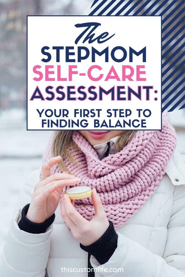 stepmom self care