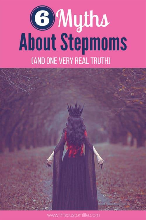 myths about stepmoms