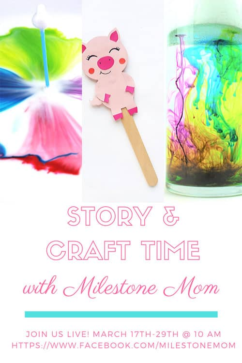 story and craft time