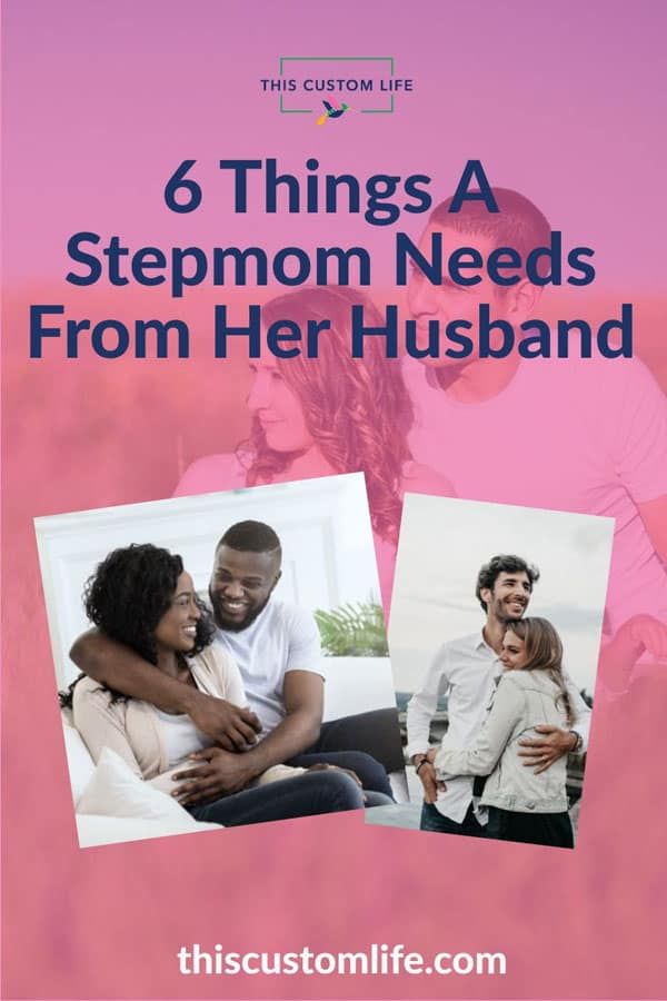 Things stepmom needs from husband