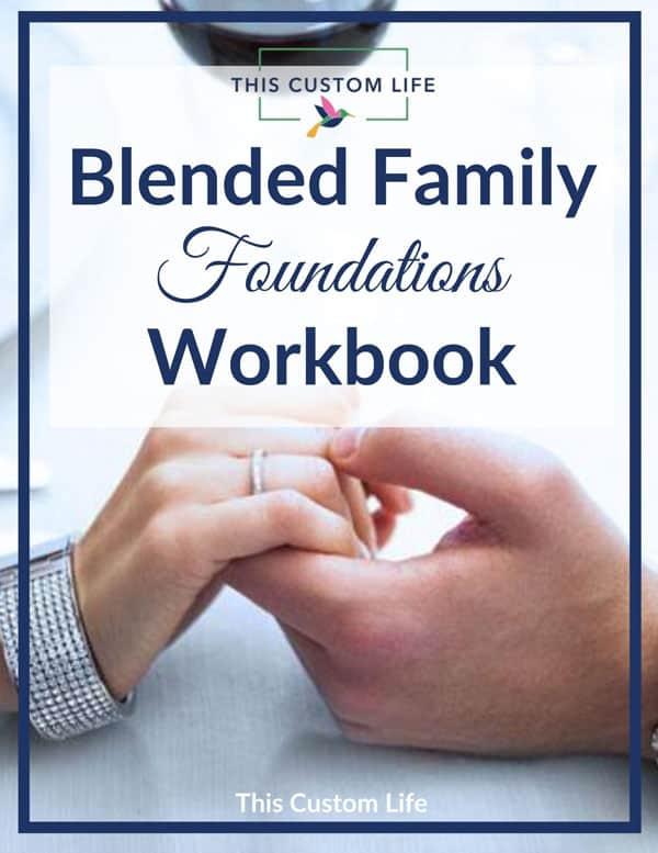 blended family foundation workbook