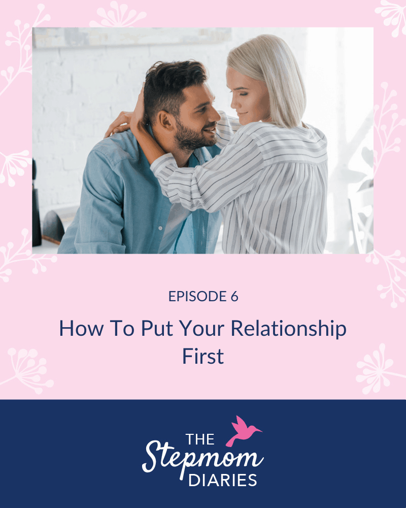 put your relationship first